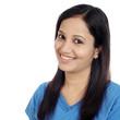 Beautiful happy young Indian girl