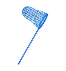 Net in blue design