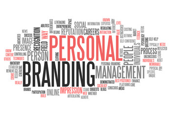 "Word Cloud ""Personal Branding"""