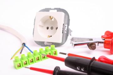 Gegenstände für Elektriker