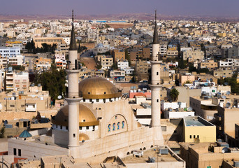 View to Madaba Mosque
