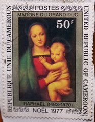 francobollo Camerun