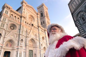 Babbo Natale a Firenze