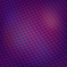 Dark Purple Glowing Hintergrund