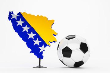 Fussball - Bosnien - Herzegowina