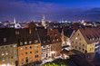 Nuremberg, Germany Skyline