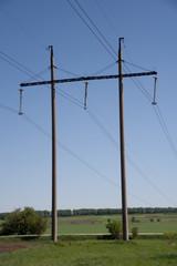 Power line.