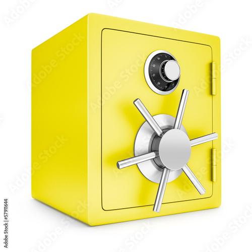 Security gold safe