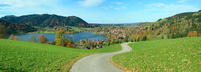 Höhenweg Schliersee