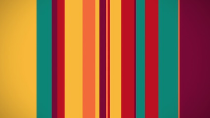 Color Stripes 5 - Moving Colorful Stripes Video Background Loop