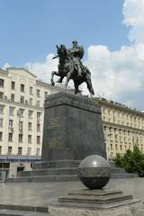 Monument to Yuri Dolgoruky. Moscow