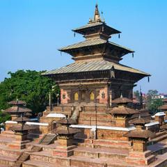 Durbar Square of Kathmandu, Nepal
