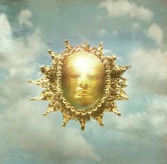 Baroque sun