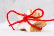 Zimtsterne als Geschenk