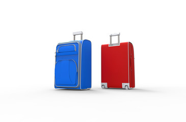 Tourist Luggage Bags