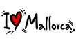 Mallorca love