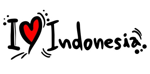 Indonesia love