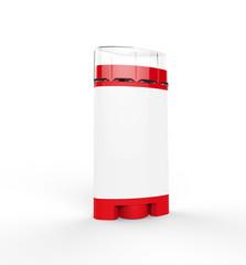 Red Deodorant Stick
