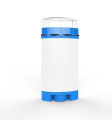 Blue Deodorant Stick