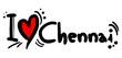 Love chennai