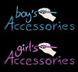 Message accesories