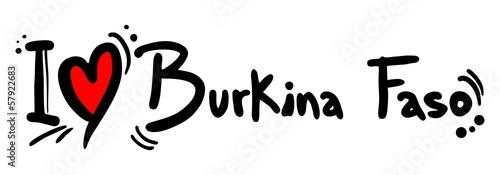 Burkina Faso love