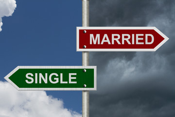 Married versus Single