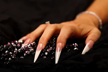 Pearls and nails