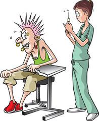 Nurse and Pierce