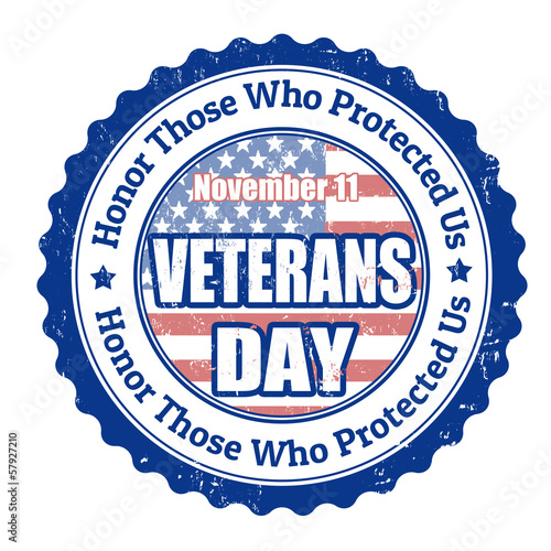 Veterans Day stamp