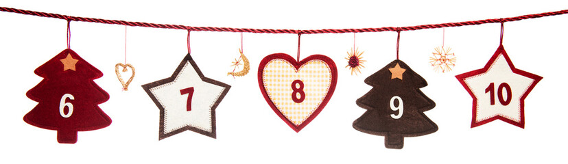 6-10, part of Advent calendar