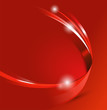 Universal red abstract vector background with 3D effect