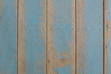 Rough blue wooden wall texture background