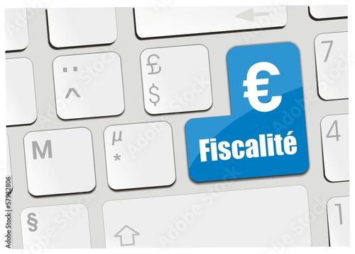 clavier fiscalité