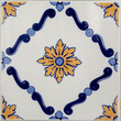 Traditional tiles from Porto