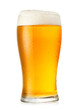 canvas print picture - glass of beer