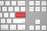 Keyboard, press to win