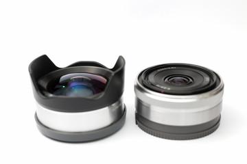 Twice lens