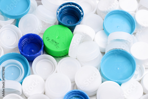 tappi di plastica - screw caps