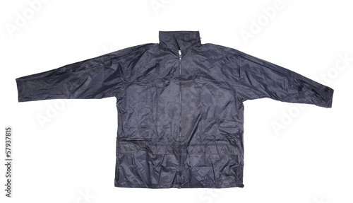 Waterproof gray jacket