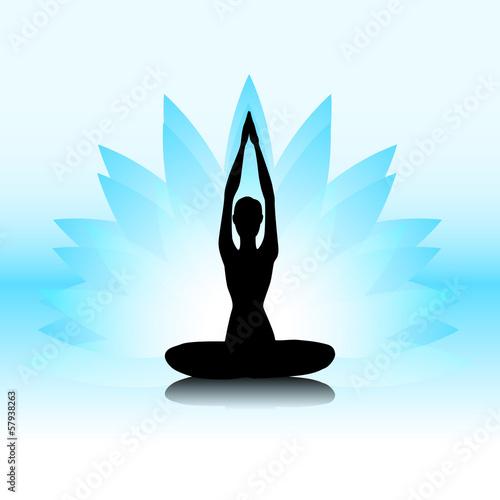 Yoga-lotus