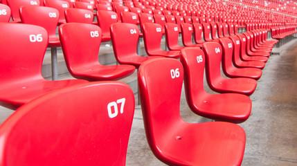 sempty red seats