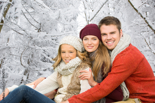 winterfamilie