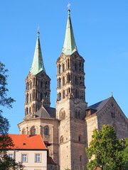 Bamberg Cathedral in Germany - A UNESCO World Heritage Site