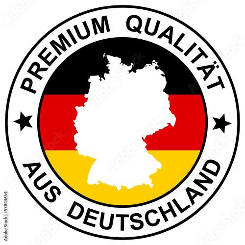 """Stempel """" Premium Qualität """""""