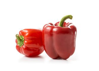 Fresh Red Paprika Fruits