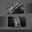 Abstract Business Card Designs.