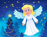 Angel theme image 5