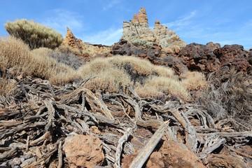 Teide National Park - Roques de Garcia