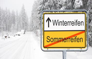 Jetzt Winterreifen !